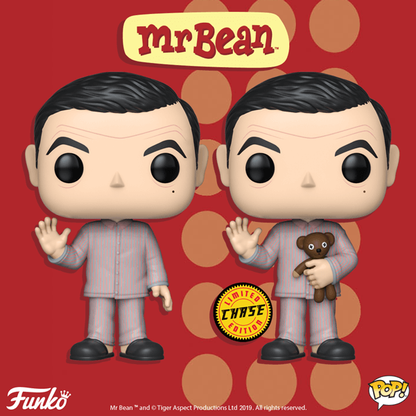 Mr Bean Vinyl Mr Bean Chase